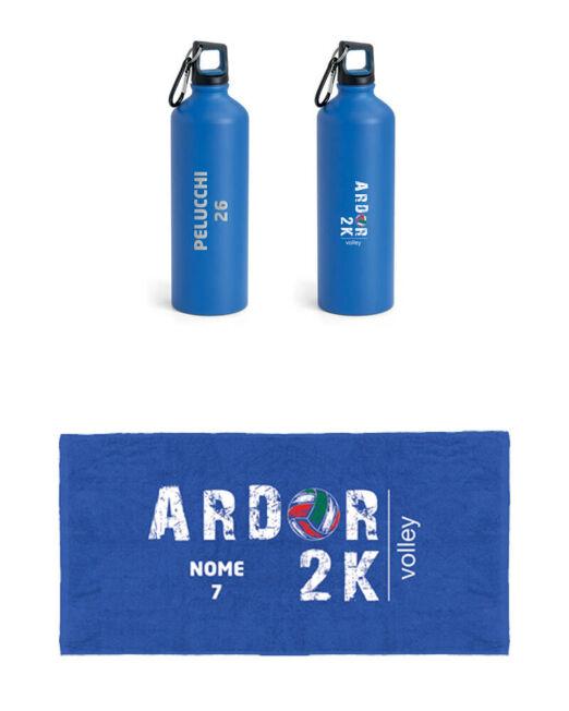 Kit-accessori-atlete-volley-ardor-seristampa-sport